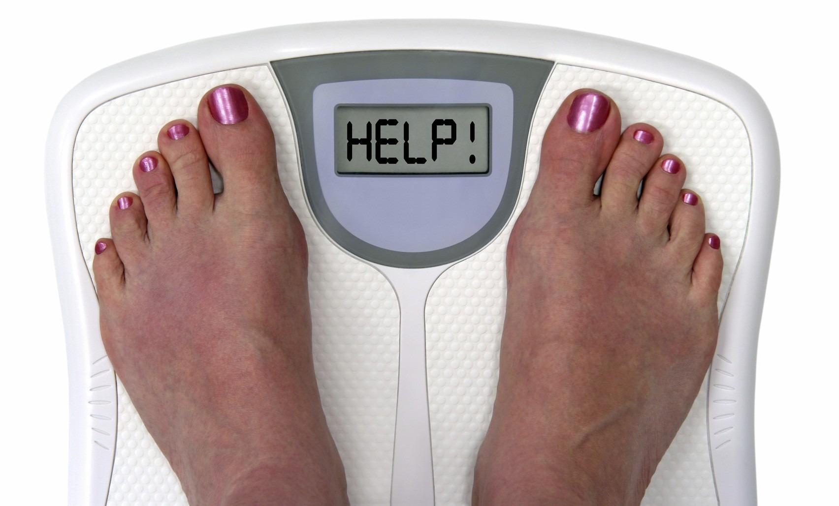 no puedo bajar de peso