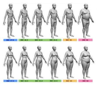 indice grasa corporal
